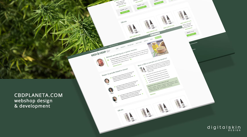 CBD Planeta - This site has been created to show the world how amazing CBD oil really is