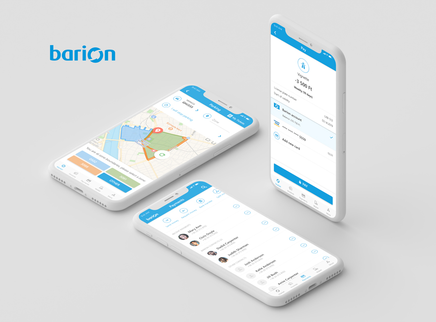 Barion Mobile App